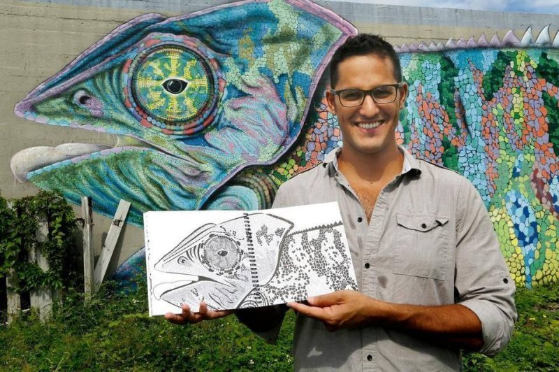 Startup Spotlight: The Wynwood Coloring Book