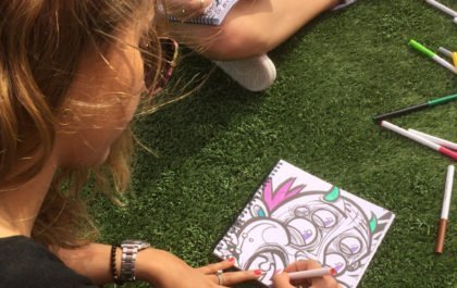 Stay inside the lines with 'The Wynwood Coloring Book'