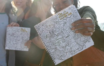 How the Wynwood Coloring Book came to life